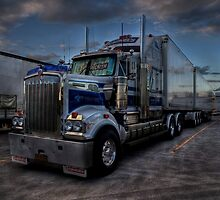 Kenworth  by Scott Sheehan