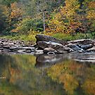 Autumn Reflection by Jason Vickers
