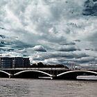 Bridge to the sky by nirajalok