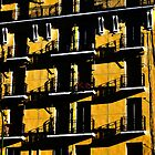 Balconies' shadows by patricia16