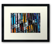 Park Plaza ~ London Framed Print