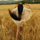 Danse dans les blés by Auquier