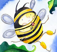 Billy Bumble by Natalie Banker
