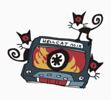 hellcat mixtape by Matt Mawson