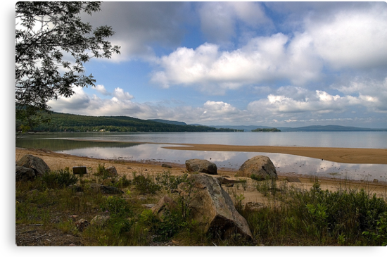 Lake superior shoreline, Ontario Canada by Eros Fiacconi (Sooboy)