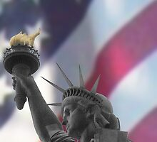 Lady Liberty by Cameron Looney