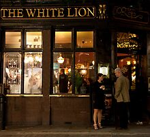 The White Lion by phil decocco