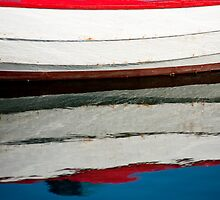 Red, White And Blue by phil decocco