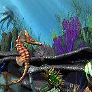 Fantasy Aquarium by Leoni Mullett