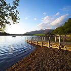 Derwent Water Jetty by LeeMartinImages