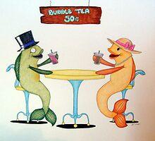 Bubble Tea by Jessica Howard