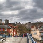 Windsor Castle from Eton Bridge by Chris Day