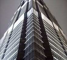 Jin Mao Tower by Cageling