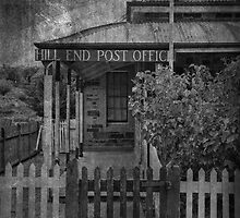 Hill End Post Office by garts