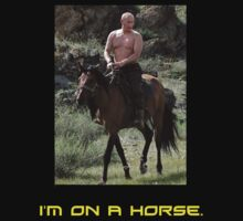 I'm on a horse. by (Particle) Quark