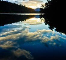 Toonumbar Dam by gbphotography