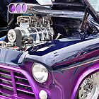 57 Chevy Pickup by Bill Dutting