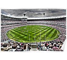 AFL Grand Final 2010 Poster