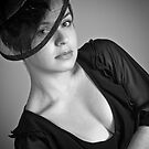 Fascinator by clydeessex