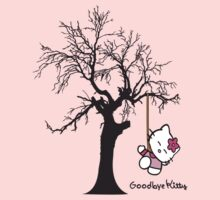Goodbye Kitty by giancio