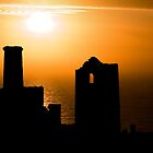 Wheal Coates, Cornwall. by GBR309