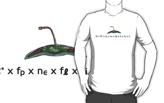 Drake Equation by wolfcat
