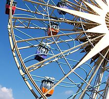 A different kind of Ferris Wheel by elsha