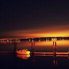 Anderson Island Marina  by Joshua Greiner
