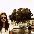 Sponge Docks Darling  by CarolinehbFL
