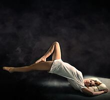 The Dancer by korinrochelle
