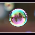 Bubble World by billsimages
