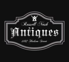 Nash Antiques by Jack Burton