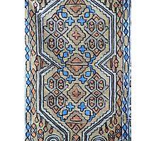 Carpet 3 Photographic Print