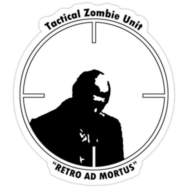Tactical Zombie Unit (TZU) by borstal