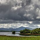 Killarney Lakes, Killarney, Ireland by Bob Culshaw