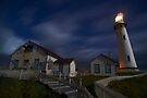 Night Noir - Pigeon Point by MattGranz