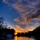 Murray River #5 | Echuca | Victoria by Bill Fonseca