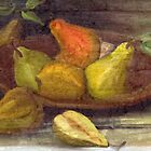 Vintage Pears by suzannem73