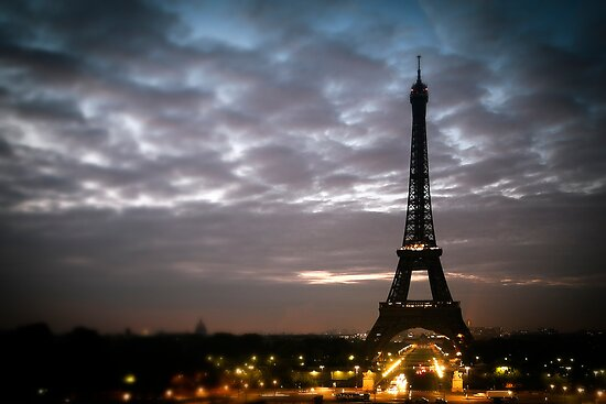 La Tour Eiffel by GIStudio