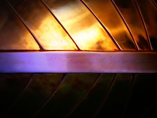 hull at sunset by greg angus