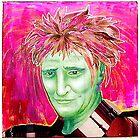 Rod Stewart by symea