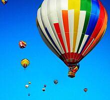 Balloon Festival ... by Juergen Weiss
