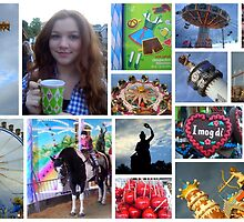 Oktoberfest München by ©The Creative  Minds