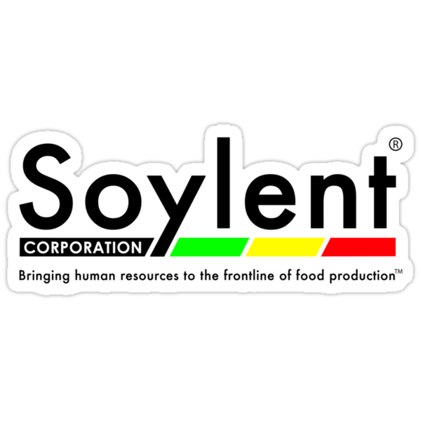 Soylent Corporation (Black) by Stephen Sanderson