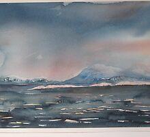 After the snowstorm by Frances Dodman