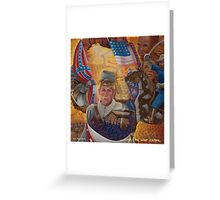 Lincoln   ''FATHER ABRAHAM'' Greeting Card