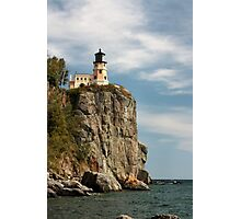 Split Rock Light House Photographic Print
