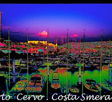 Porto Cervo . Costa Smeralda . by Brown Sugar 2003. Views (667)  thank you ! by AndGoszcz