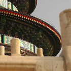 Temple of Heaven, Beijing by Stephen Tapply