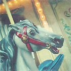 carousel horse 2 by SylviaCook